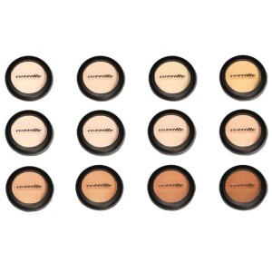 Essential Finish Pressed Powder