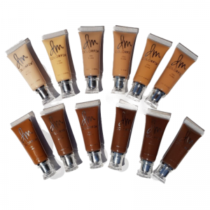 DANESSA MYRICKS COLORFIX 24-HOUR CREAM COLOUR NUDES SET III
