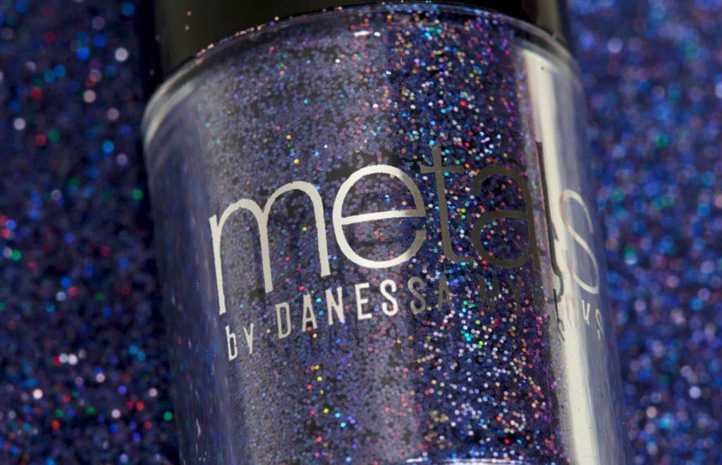 Neue Beaute Co Danessa Myricks Metal Micro Glitter Pigment