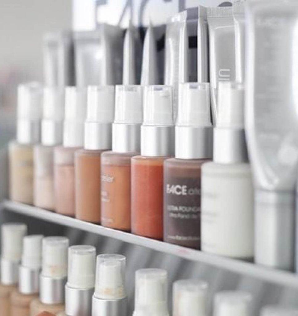 Neue Beaute Co Face Atelier Foundation