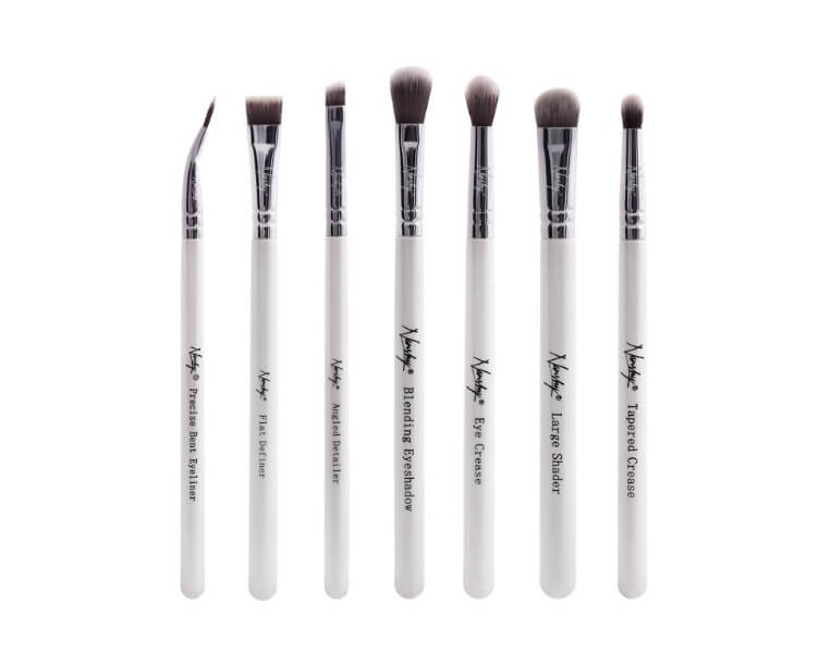 Neue Beaute Co Nanshy Eye Brush Collection