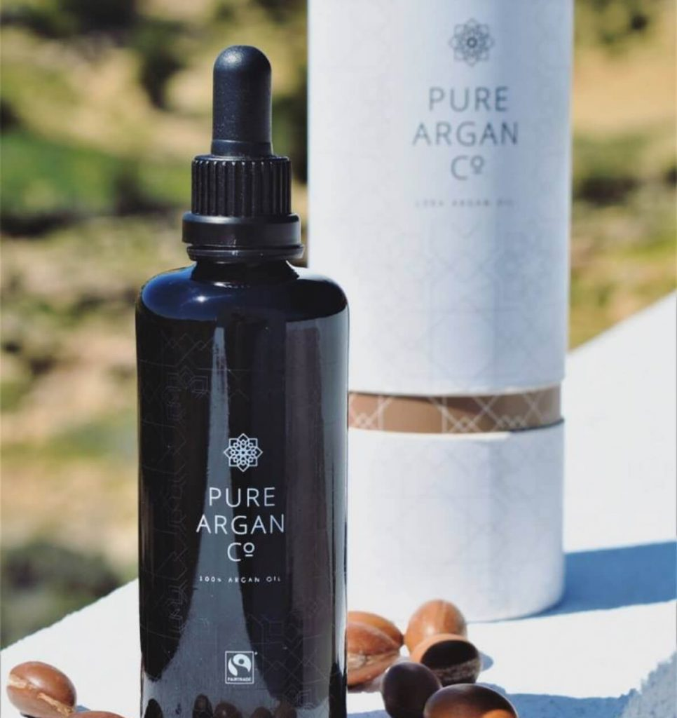 Neue Beaute Co Pure Argan Co 100 pure argan oil