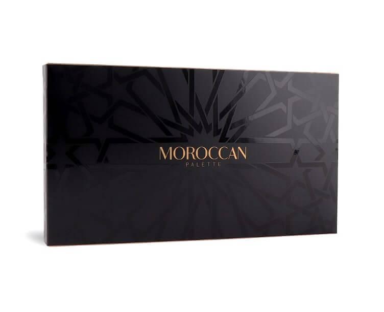 Neue Beaute Co Sponjac Moroccan Eyeshadow Palette