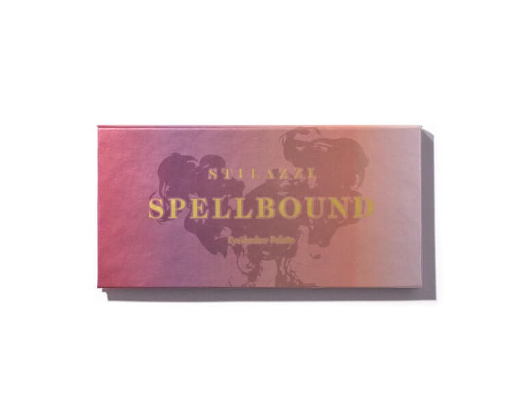 Neue Beaute Co Stillazi Spellbound Eyeshadow palette