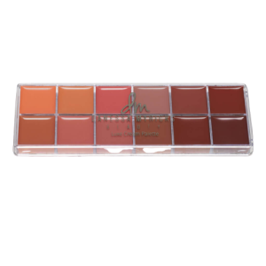 Luxe Cream Palette - The Nudist