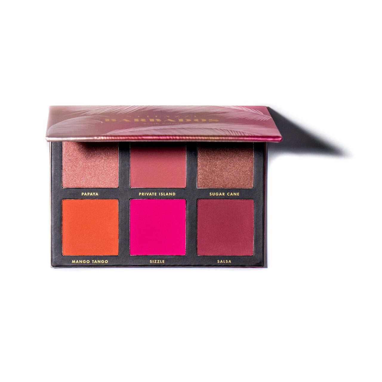 Barbados Blush Palette