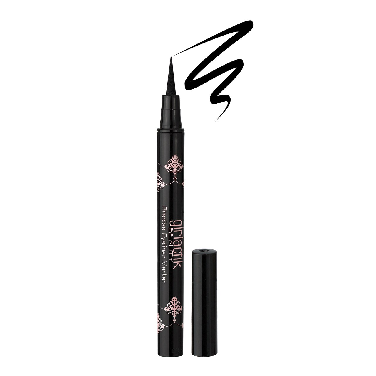 Precise Marker Liner: Black Noir (Girlactik Beauty)