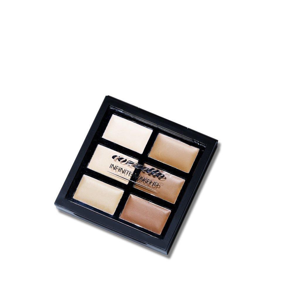 Infinite Makeup Concealer Palette No. 1