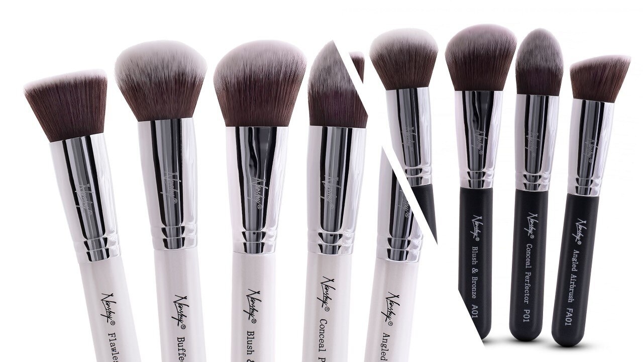 Gobsmack Glamorous 5 Piece Brush Collection