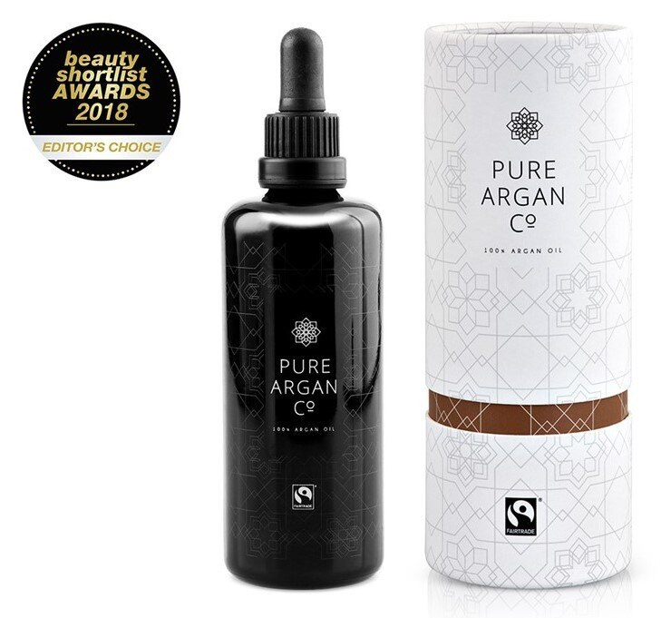 100% Pure Argan Oil 100ML