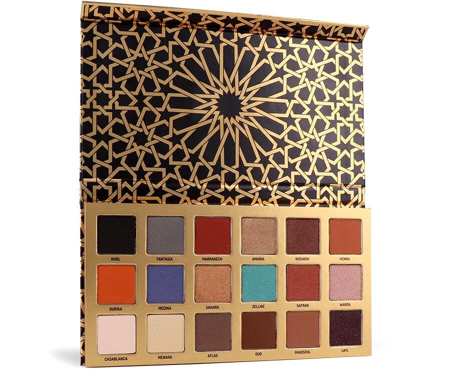 Moroccan Palette