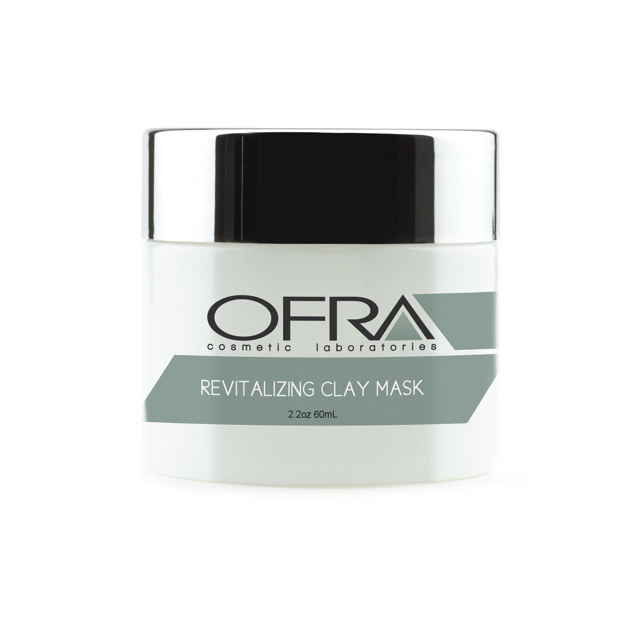 Revitalizing Clay Mask